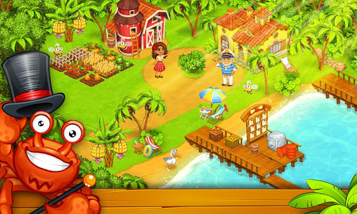 Farm Island: Hay Bay City Paradise