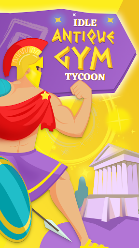 Idle Antique Gym Tycoon: Incremental Odyssey