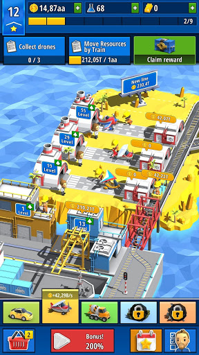 Idle Inventor - Factory Tycoon