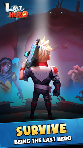 Last Hero: Roguelike Shooting Game