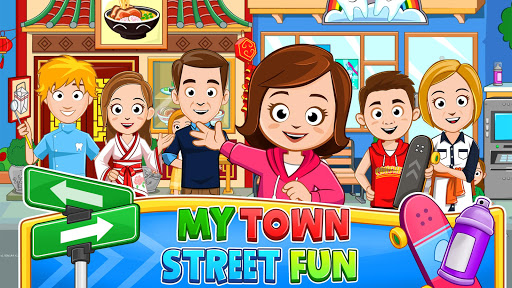 My Town : Street, After School Neighbourhood Fun