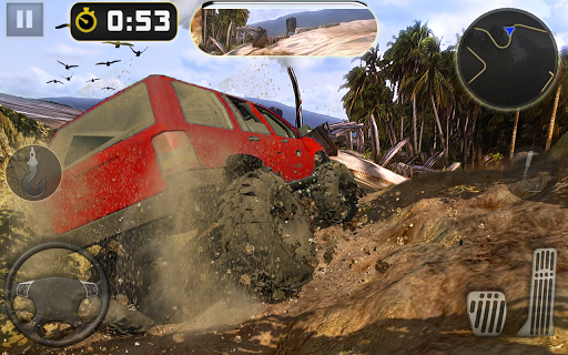 Offroad Drive : 4x4 Driving Game