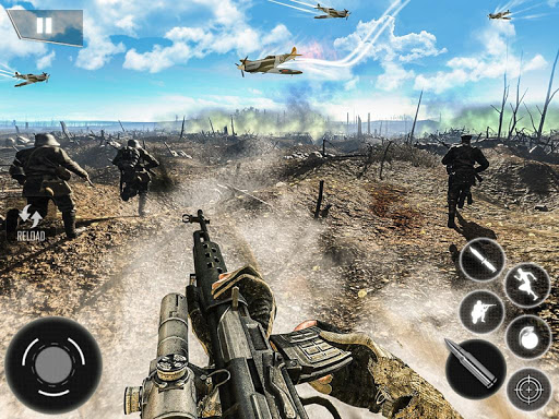 World War Survival: FPS Shooting Game
