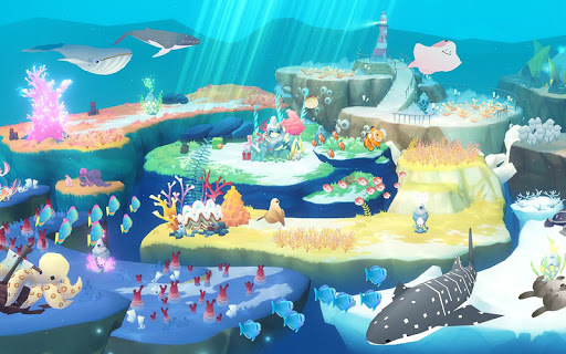 Abyssrium World: Tap Tap Fish