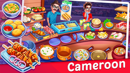 Cooking Express : Star Restaurant Cooking Games