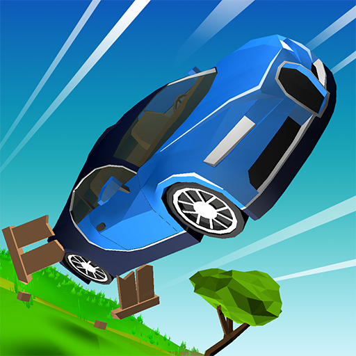 Crash Delivery! Destruction & smashing flying car! v1.3.8 (Mod Apk) logo