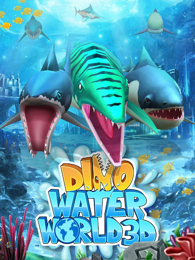 Dino Water World 3D