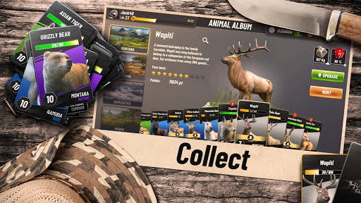 Hunting Clash: Hunter Games - Shooting Simulator