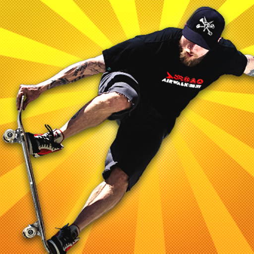 Mike V: Skateboard Party v1.5.0.RC-GP-Free (66) (Mod Apk) logo