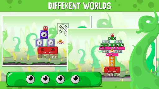 Monsterland 2. Physics puzzle game
