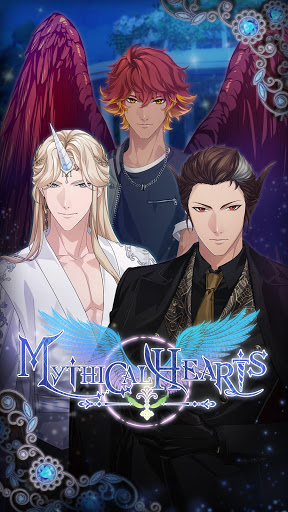 Mythical Hearts: Romance you Choose