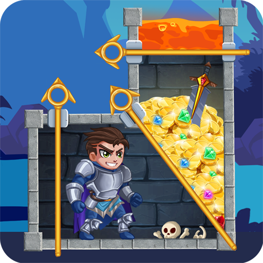 Rescue Hero: Pull the Pin v1.35 (Mod Apk) logo