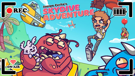 SkyDive Adventure by Juanpa Zurita
