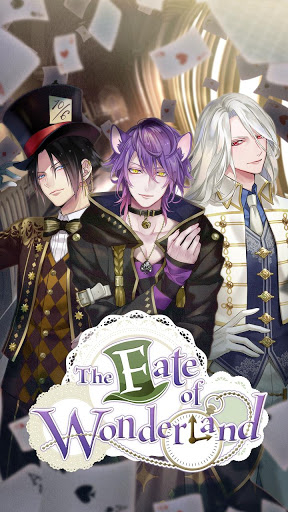 The Fate of Wonderland : Romance Otome Game