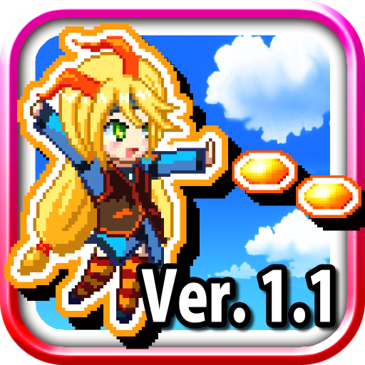 Unity-chan's Action Shooting v1.26 (Mod Apk) logo