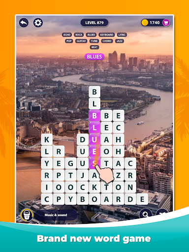 Word Surf - Word Game