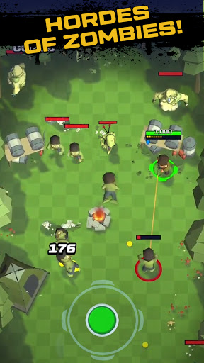 Zombite - Fight Zombies and Become the Hero