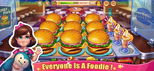 Crazy Cooking Tour: Chef's Restaurant Food Game