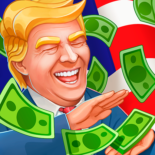 Donald's Empire: idle game
