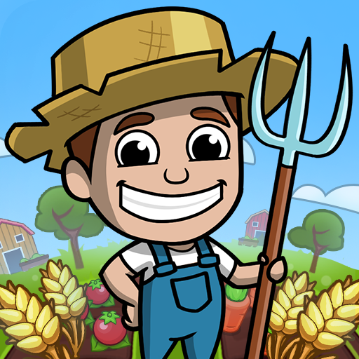 Idle Farm Tycoon - Merge Simulator