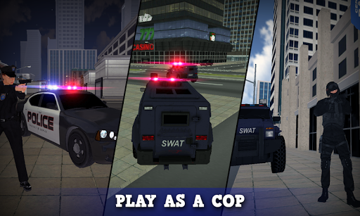 Justice Rivals 3 - Cops and Robbers
