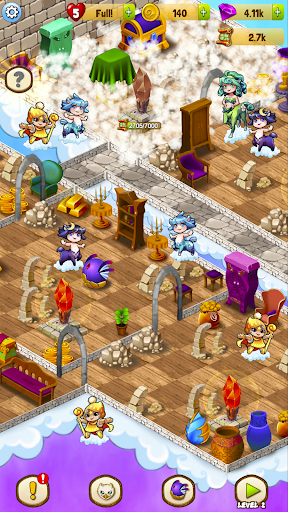 Merlin and Merge Mansion