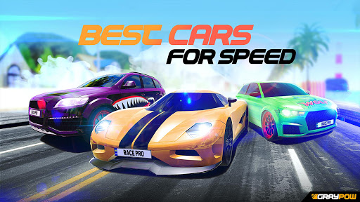 Race Pro: Speed Car Racer in Traffic