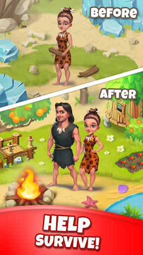 Tribe Blast: Puzzle Story