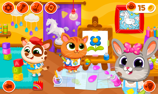 Bubbu School – My Cute Animals