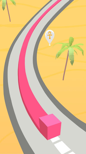 Color Adventure: Draw the Path