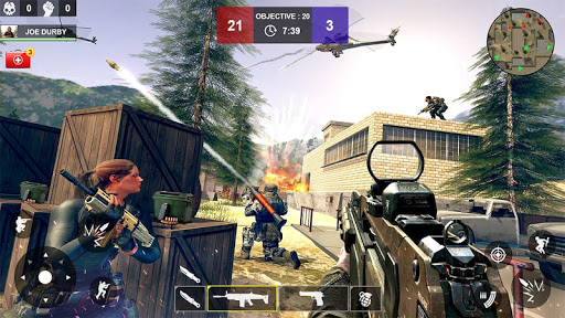 Counter Attack Shooting (CAS) - New FPS Strike