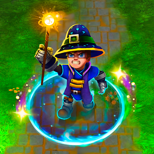 Epic Magic Warrior