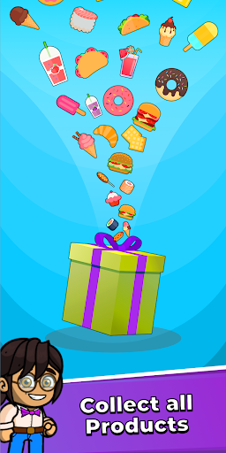 Idle Foodie Empire Tycoon - Cooking Food Game