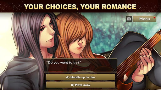 Is It Love? Colin - Romance Interactive Story