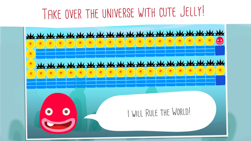 JellyKing : Rule The World