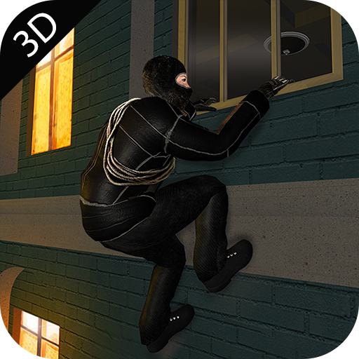 Jewel Thief Grand Crime City Bank Robbery v4.0.0 (Modded)
