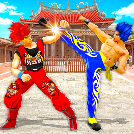 Kung Fu Fight Arena: Karate King Fight