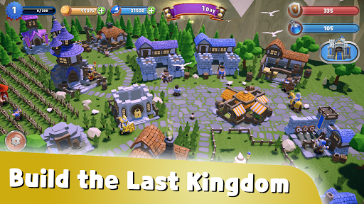 Last Kingdom: Defense
