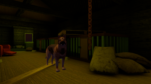 Mr. Dog: Scary Story of Son. Horror Game