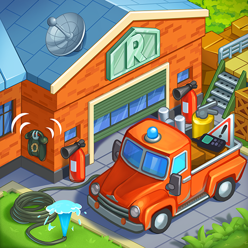 Rescue Team - time management game