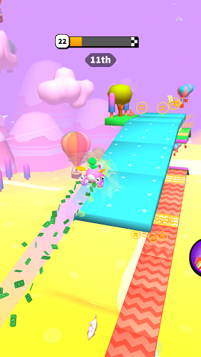 Road Glider - Incredible Flying Game