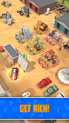 Scrapyard Tycoon Idle Game