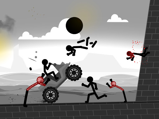 Stickman Destruction Turbo Annihilation