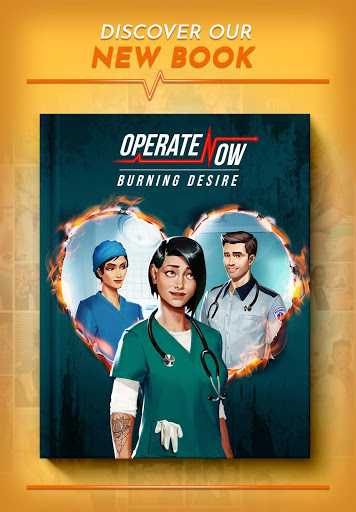 Story Beats: Operate Now Stories