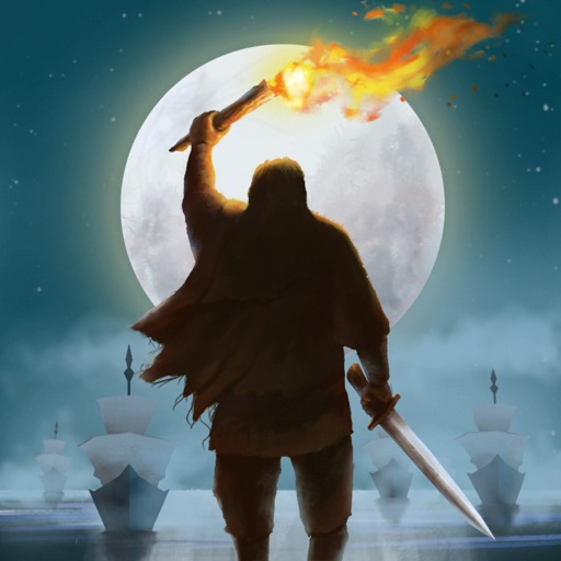The Bonfire 2: Uncharted Shores v131.0.8 (Mod Apk) logo