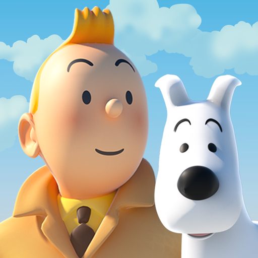Tintin Match v1.10.0 (Mod Apk Money) logo