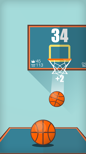 Basketball FRVR - Shoot the Hoop and Slam Dunk!