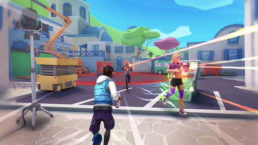 Blockbusters: Online PvP Shooter