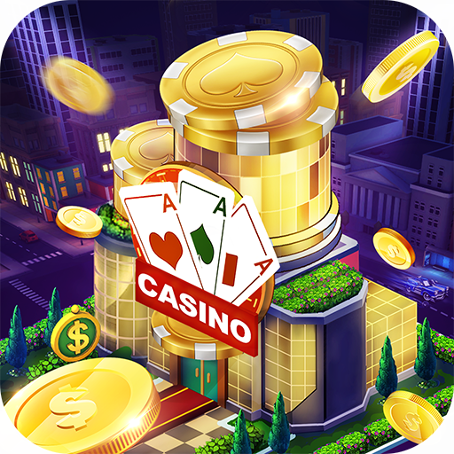 Crazy Night:Idle Casino Tycoon v0.33 (Mod Apk) logo