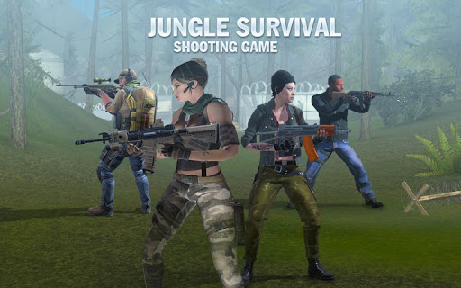 Fort Squad Battleground - Survival Shooting Games